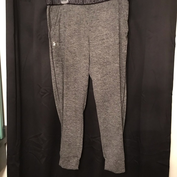 Under Armour Pants - XL Under Armour pants grey and black